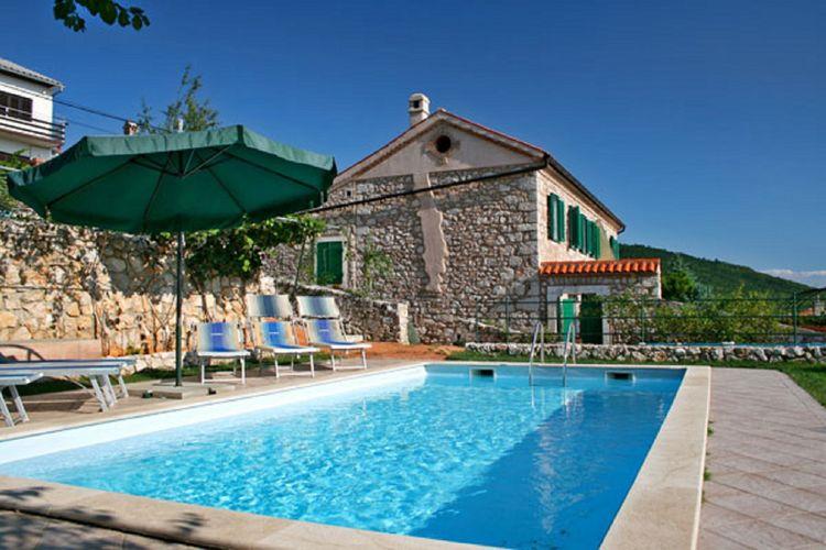 Villa vesna vakantiehuizen met priv zwembad for Vakantiehuisjes met prive zwembad