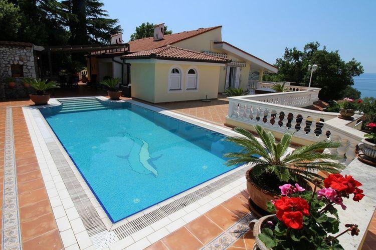 Vakantiehuis met priv zwembad in kroati boeken for Zwembad prive